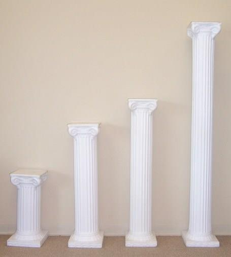 Where to find 40  WHITE COLUMN in Tyler