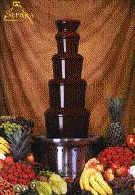Where to find CHOCOLATE FOUNTAIN in Tyler
