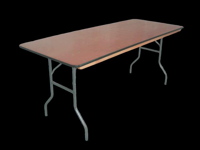 Where to find 8  BANQUET TABLE in Tyler
