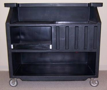 Where to find BLACK PORTABLE CAMBRO BAR in Tyler