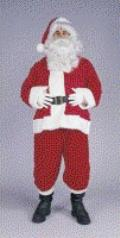 Rental store for SANTA SUIT, X-LARGE in Tyler TX