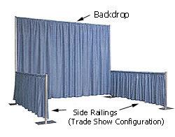 Where to find PIPE   DRAPE BOOTH in Tyler
