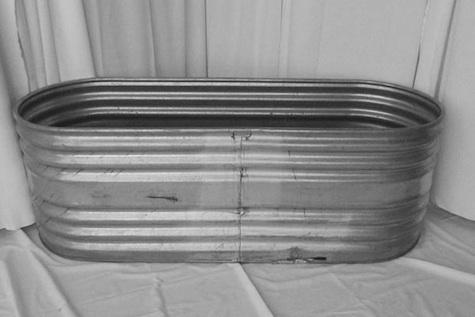 Where to find GALVANIZED TROUGH in Tyler