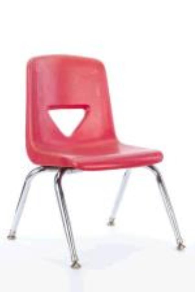 Where to find RED CHILDREN CHAIR in Tyler