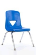 Rental store for BLUE CHILDRENS CHAIR in Tyler TX