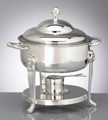 Where to find 3 QT ROUND STAINLESS CHAFER in Tyler