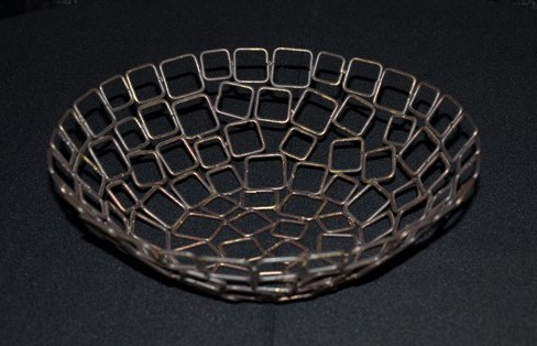 Where to find 10  COPPER LINKED BREAD BASKET in Tyler