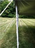 Rental store for TENT POLE COVERS in Tyler TX