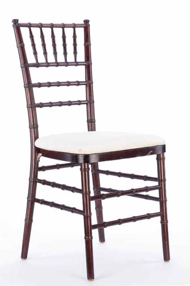 Where to find MAHOGANY CHIAVARI CHAIR in Tyler