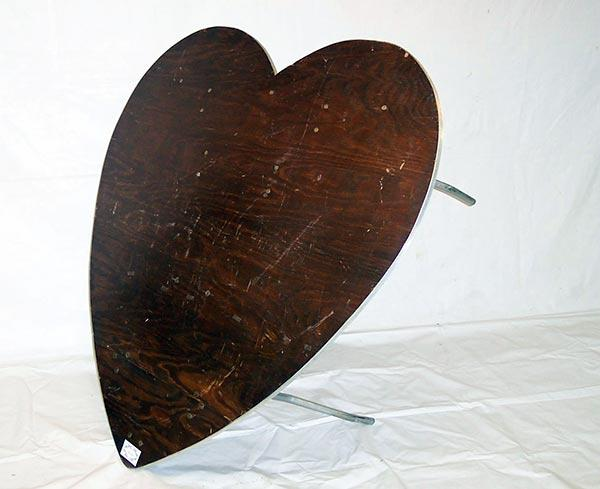 Where to find HEART SHAPED TABLE in Tyler