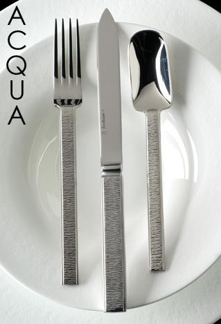 Where to find ACQUA FLATWARE in Tyler