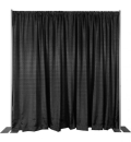 Rental store for PIPE DRAPE 8  -PER FT- UNINSTALLED in Tyler TX