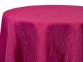Rental store for 72 X72  FUCHSIA CRINKLE CLOTH in Tyler TX