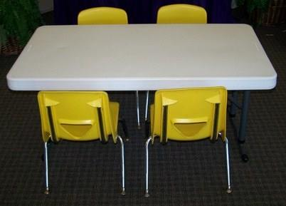 Where to find 4  CHILD S TABLE in Tyler
