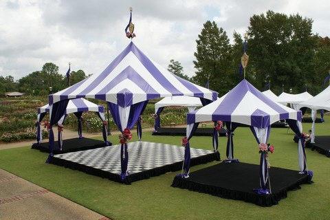Party Tent Rentals: Aztec Party Tent Rentals