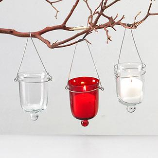Where to find VOTIVE, HANGING GLASS CLEAR in Tyler