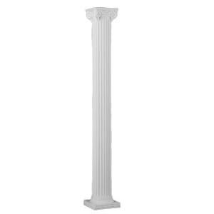 Where to find 96  WHITE MASSIVE COLUMN in Tyler
