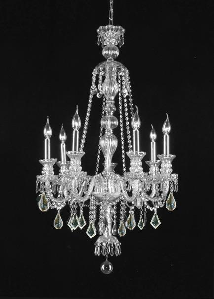 Where to find CHANDELIER, 7 LT CRYSTAL in Tyler