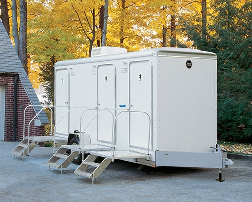 Porta John Trailer : All american party and tent rentals rental
