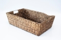 Rental store for 12 X20  RECTANGLE BROWN WOVEN BASKET in Tyler TX