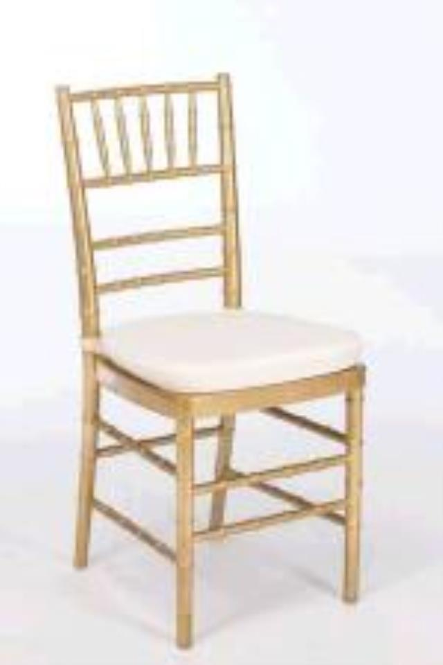 Where To Rent GOLD CHIAVARI CHAIR In Tyler TX, Longview Texas, Palestine TX,