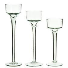 Where to find 7  VOTIVE GLASS CANDLESTICK HOLDER in Tyler