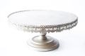 Rental store for 22  RD GOLD ANTIQUE CAKE STAND in Tyler TX
