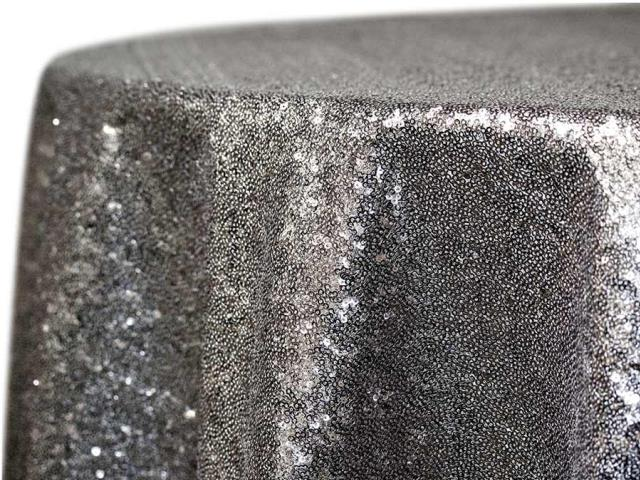 Where to find 12  X 120  CHARCOAL SEQUIN TBL RUNNER in Tyler