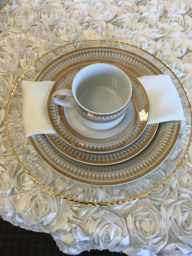 Where to find IRIANA GOLD CHINA in Tyler