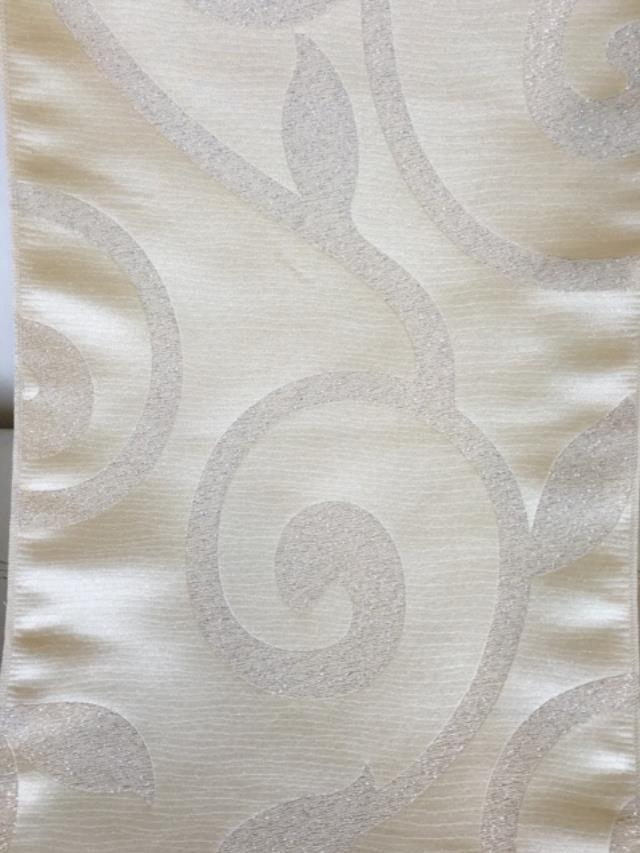 Where to find 12 X120  IVORY RIMMEL TABLE RUNNER in Tyler