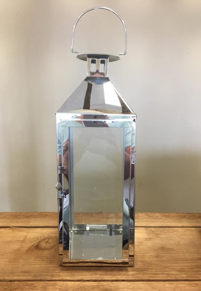 Where to find 15  SILVERPLATE LANTERN  TABLETOP in Tyler