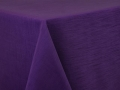 Rental store for 12 X120  PURPLE MAJESTIC TABLE RUNNER in Tyler TX