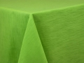 Rental store for 12 X120  LIME MAJESTIC TABLE RUNNER in Tyler TX