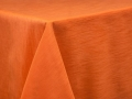 Rental store for 12 X120  ORANGE MAJESTIC TABLE RUNNERS in Tyler TX