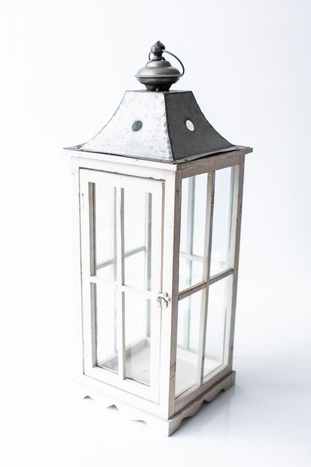 Where to find 26  OFF WHITE LANTERN in Tyler