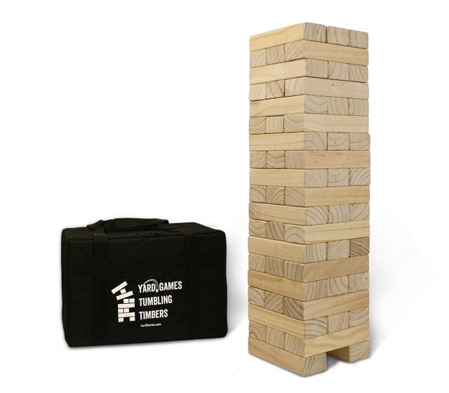 Where to find GIANT JENGA GAME in Tyler