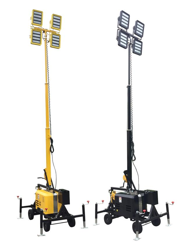 Where to find LED LIGHT TOWER BLACK  02 in Tyler