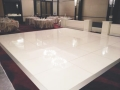 Rental store for 4 X4  WHITE ACRYLIC INDOOR DANCE FLOOR in Tyler TX
