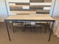 Rental store for 6  X 24  EDISON REVERSIBLE PUB TABLE in Tyler TX